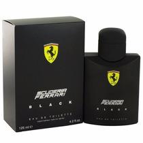 Perfume Original Scuderia Ferrari Black Caballero 125 Ml