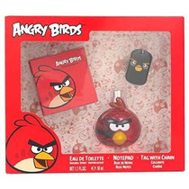 Perfume Aire Val International Red Angry Birds Set Perfumes
