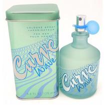Curve Wave Agua De Colonia 125ml De Liz Claiborne