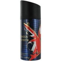 Perfume Playboy Londres Desodorante Spray Para Hombres, 5 O
