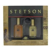 Perfume Stetson Por Coty Para Hombres. 2 Pc. Set De Regalo