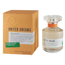 United Dreams Orange Stay De Benetton