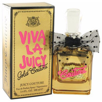 Perfume Viva La Juicy Gold Eau De Parfum 100 Ml