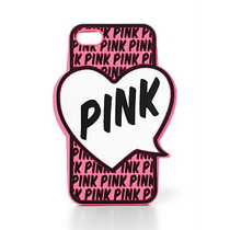 Bonita Funda Para Iphone 4/4s Victoria Secret Pink
