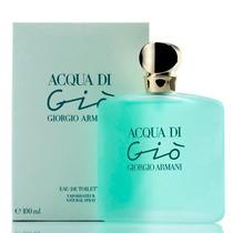 Acqua Di Gio Giorgio Armani Dama 100 Ml Original, Nuevo Y Se