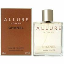 Allure Chanel Caballero 100 Ml Original, Nuevo Y Sellado