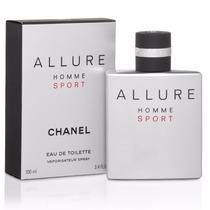 Allure Sport Chanel Caballero 100 Ml Original Y Nuevo