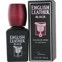 Perfume English Leather Black De Dana Para Hombre