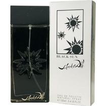 Perfume Black Sun Salvador Dali Caballero 100ml