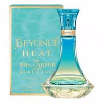 Beyonce Heat Mrs Carter Agua De Perfume 100ml De Beyonce