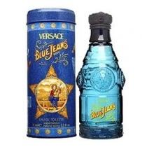 Perfume Blue Jeans De Vesace 75ml Caballero Kuma