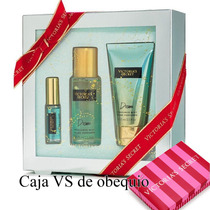 Set De Regalo Victorias Secret Dream Con Caja De Obsequio