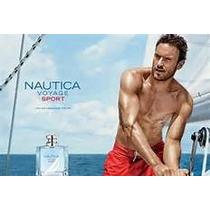 Nautica Voyage Sport Caballero 100 Ml