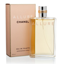 Allure Chanel Dama 100 Ml Original, Nuevo Y Sellado