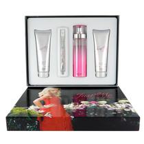 Set De 4 Piezas Just Me De Paris Hilton Eau De Parfum 100 Ml