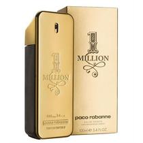 Perfume Hombre Paco Rabanne One Million 100 Ml Envio Gratis