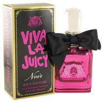 Perfume Original Viva La Juicy Noir Dama 100ml Juicy Couture
