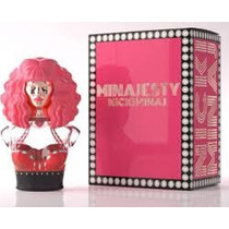 Lbf Nuevo Perfume Nicki Minaj Minajesty Original (100ml)