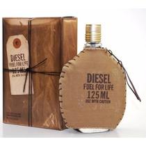 Diesel Fuel For Life Eau De Toilette 125ml De Diesel