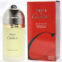 Pasha Cartier Caballero 100 Ml Original, Nuevo Y Sellado