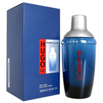 Perfume Dark Blue De Hugo Boss 125ml Caballero Kuma