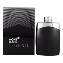 Perfume Legend By Mont Blanc 150 Ml.