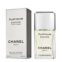 Platinum Egoiste Chanel Caballero 100 Ml Original Y Nuevo