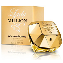 Perfume Lady Million By Paco Rabanne 80 Ml.