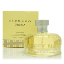 Maa Perfume Burberry Weekend Dama 100% Original (100ml)