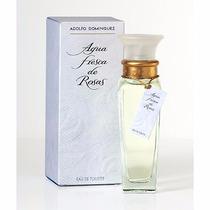 Perfume Agua Fresca De Rosas De Adolfo Dominguez 60 Ml