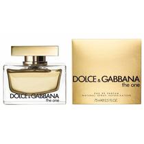 Dolce & Gabbana The One 75ml Edp
