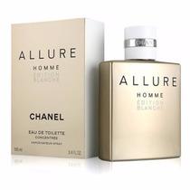 Allure Blanche Chanel Caballero 100 Ml Original Y Nuevo