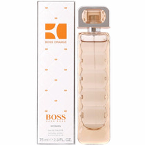 Perfume Original Boss Orange Dama 75 Ml Hugo Boss
