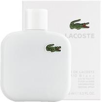 Perfume Eau De Lacoste L.12.12 Blanc Caballero 100 Ml !