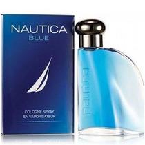 Nautica Blue Edt Spray Edt 100ml - Perfume Original