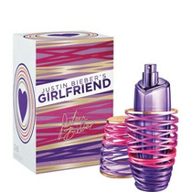 Perfume Girlfriend By Justin Bieber Eau De Parfum 100 Ml