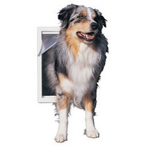 Puerta Para Perro Grande Ideal Pet.