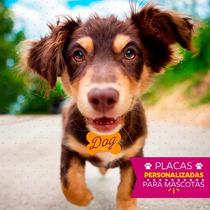 Placas Personalizadas De Identificacion Para Mascotas