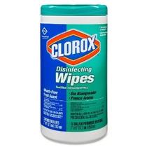 Clorox Fresh Aroma Disinfecting Wipes (un Frasco 75 Toallita