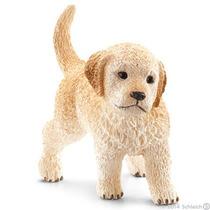 Perro Cachorro Golden Retriever Schleich 16396 Vd