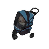 Pet Gear Special Edition Cochecito Del Animal Doméstico Blu