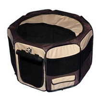 Corral Para Perro Pet Gear Travel Lite Octagon Pen Mascotas
