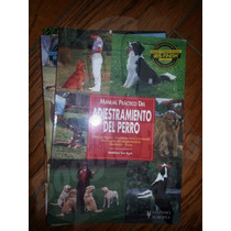 Libro Adiestramiento Perro Pinscher Ed Hispano Europea Au1