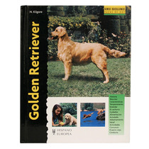 Libro En Español Golden Retriever Serie Excellence Original