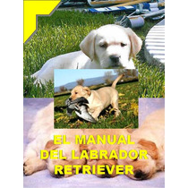 Manual Del Labrador Retriever + Regalos ¡ Conocelo ¡ Omm