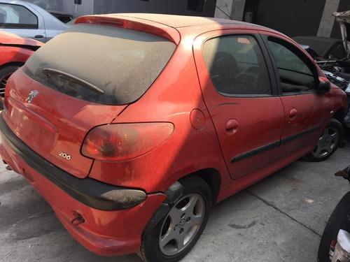Peugeot 206 2007 Para Reparar