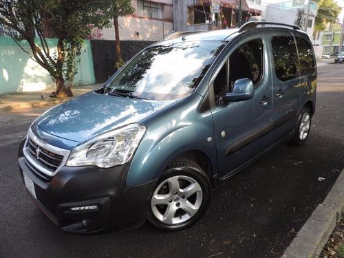 Peugeot Partner 2014 Teepe Diesel Outdoor 5prs Oportunidad