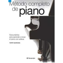 Método Completo Para Piano + Cd - Yamaha Korg Hammond Libro