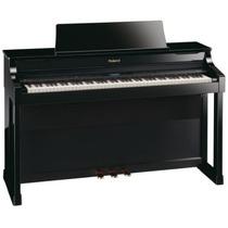 Piano Digital Roland C/atril Ksc 52 Sb Hp 307 Sb