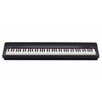 Piano Casio Digital Px-160bk Privia 88 Teclas Negro
